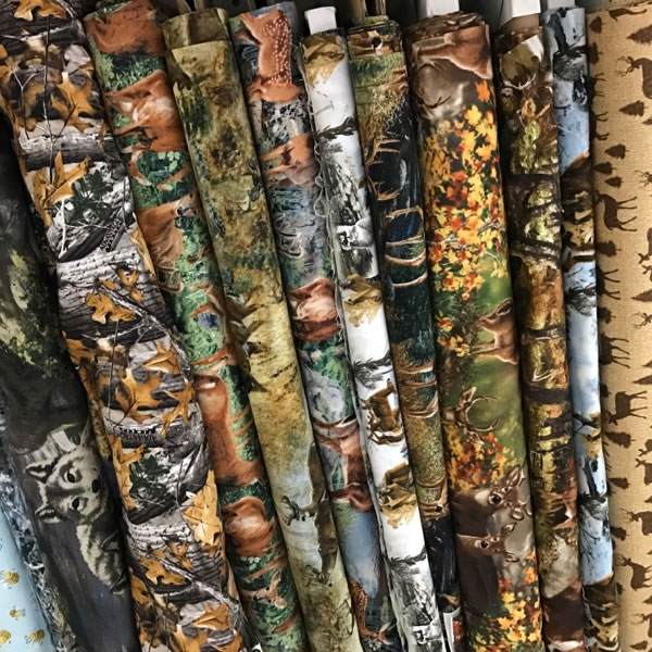 Animal Fabric Patterns